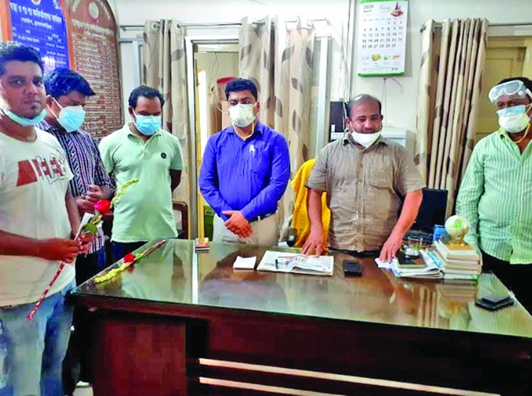 7 recovered from COVID-19 in Sarail