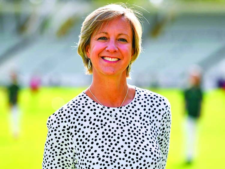 Connor to be first female MCC president