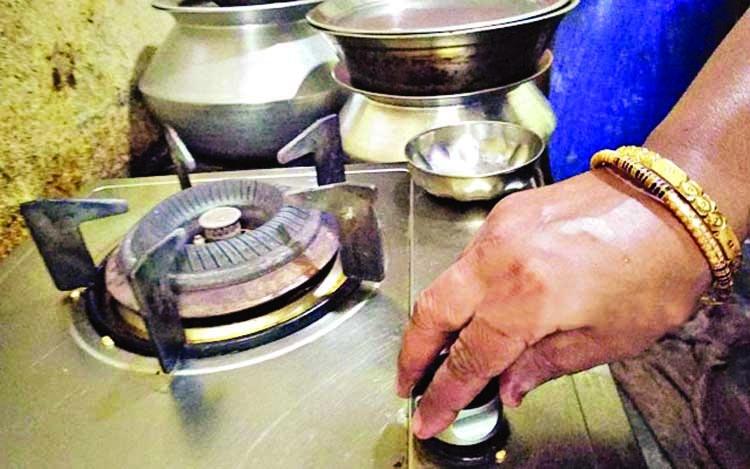 Gas supply restored in Mirpur