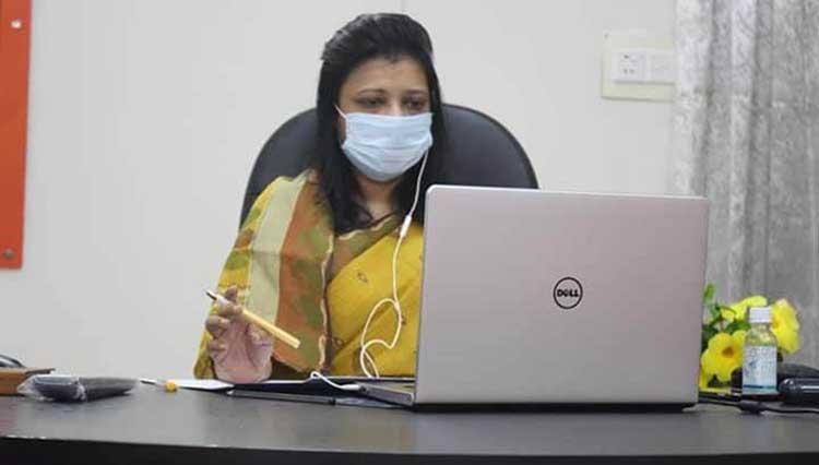 Good news for students: Online classes start in Sherpur