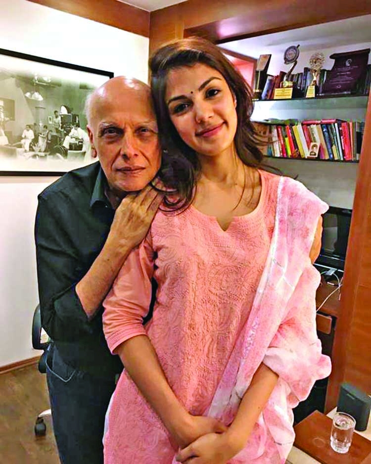 Mahesh Bhatt brick-batted on Facebook