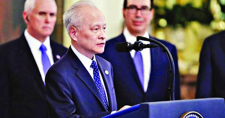 Chinese ambassador secretly recruited scientists: FBI