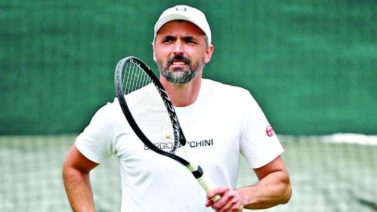 Ivanisevic latest to test positive for COVID-19