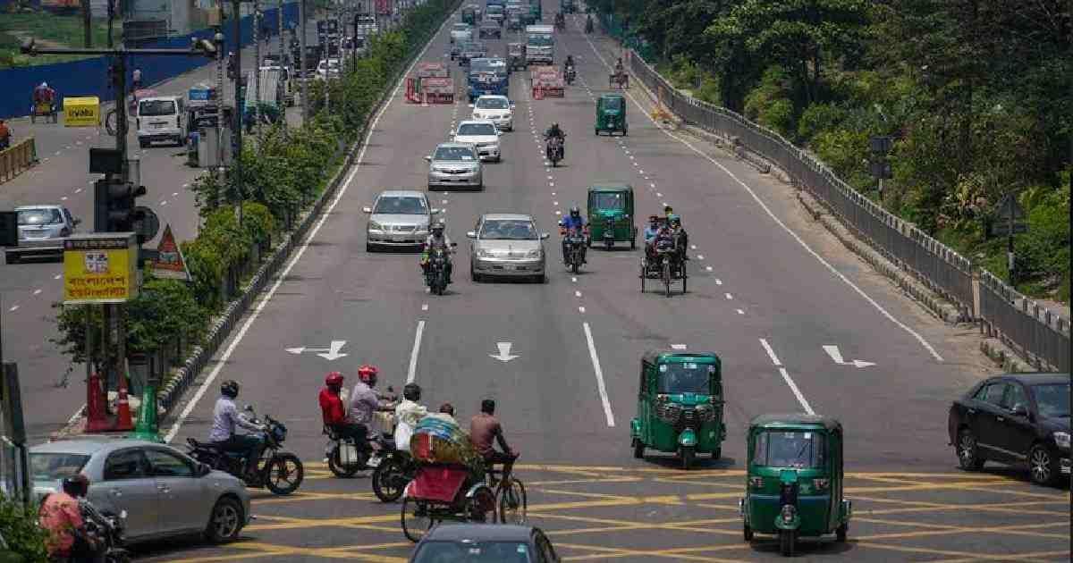 AQI: Dhaka's air quality turns 'satisfactory'