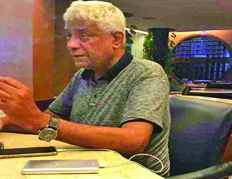 Anwarul Islam Ratan passes away
