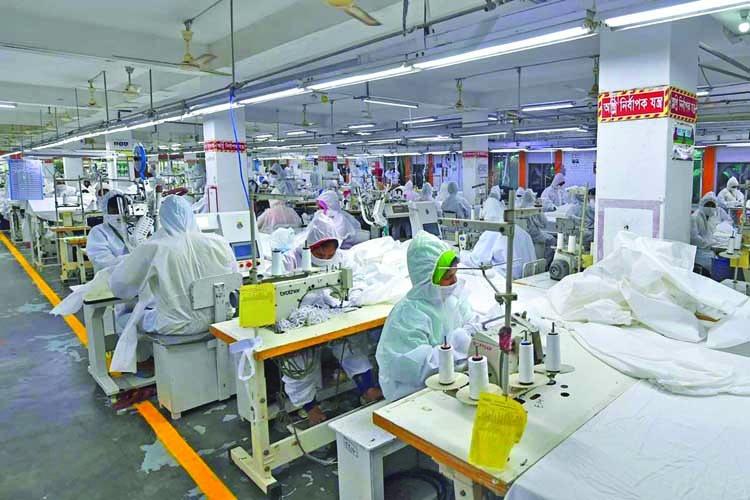 Bangladesh garment makers turn virus gloom into boom