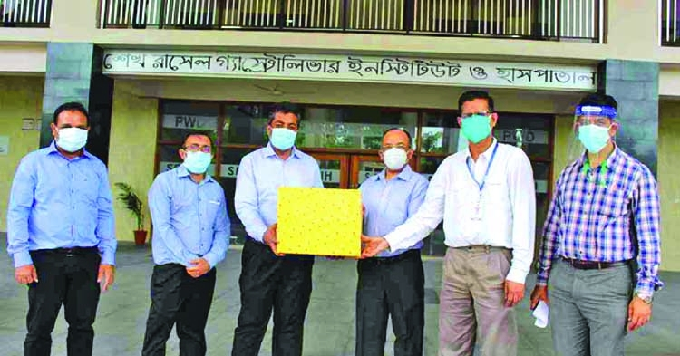 PRAN-RFL donates protective gears to 3 COVID-19 hospitals