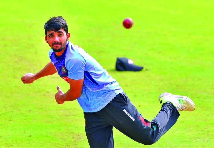 Mominul stays positive amid long hiatus from Test cricket