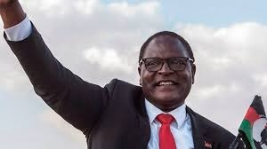 Malawi opposition leader wins historic poll rerun