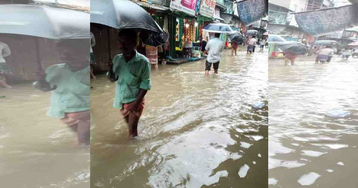 Flood situation worsens in Sunamganj; 11 upazilas flooded