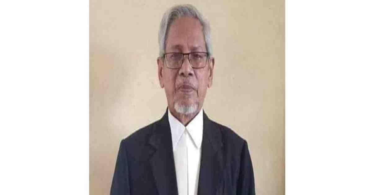 Feni district AL President passes away