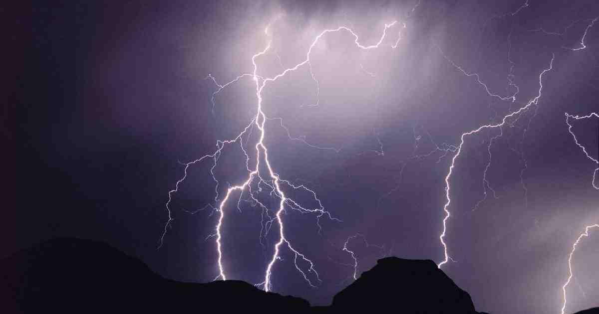 International Lightning Awareness Day today