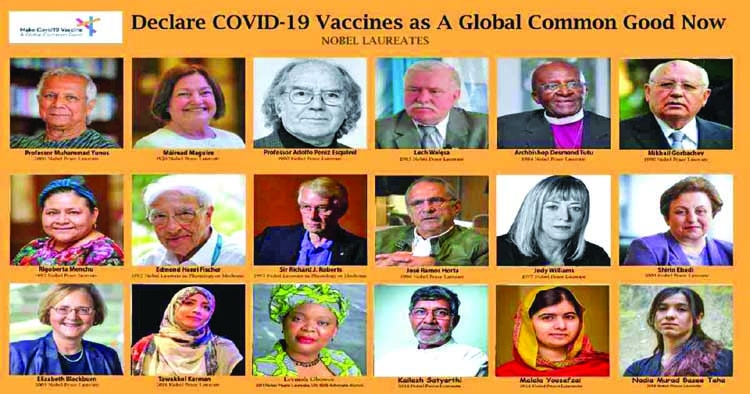 Declare Covid-19 vaccine a common good: Global leaders