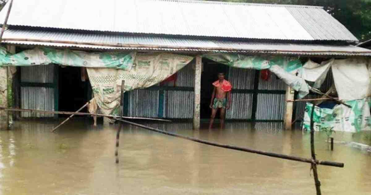 1.5 lakh marooned in Kurigram as flood situation worsens