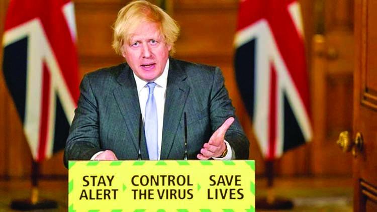 Coronavirus has been 'a disaster' for Britain: Johnson
