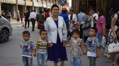 China 'using birth control' to suppress Uighurs
