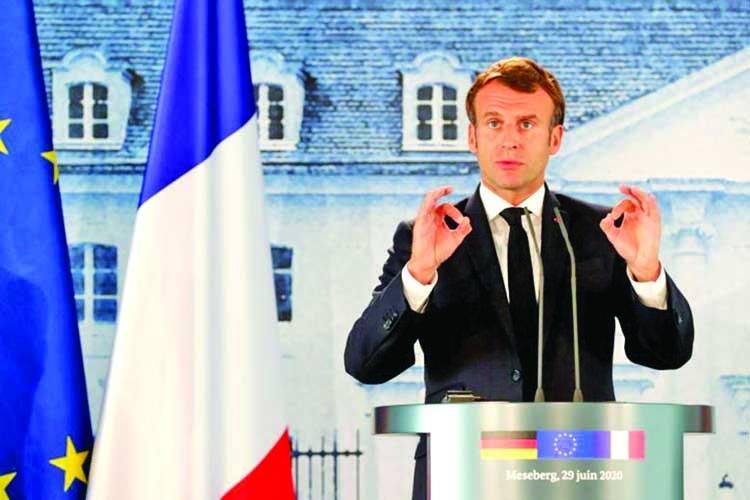 Macron stumbles at the ballot box in local polls
