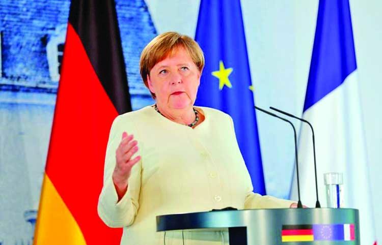 Merkel's mission for EU presidency