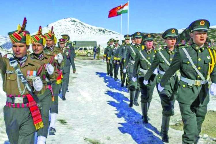 Political economy of India-China border crisis