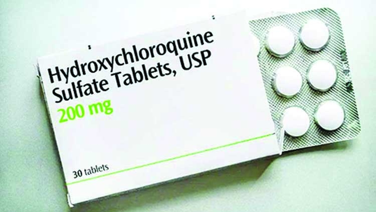 Global trial of hydroxychloroquine to resume