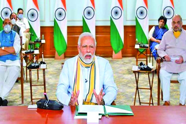 Indian PM warns of Covid-19 negligence