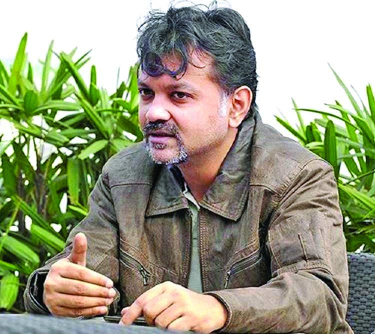 Srijit is busy working on the second song of 'Kakababu'
