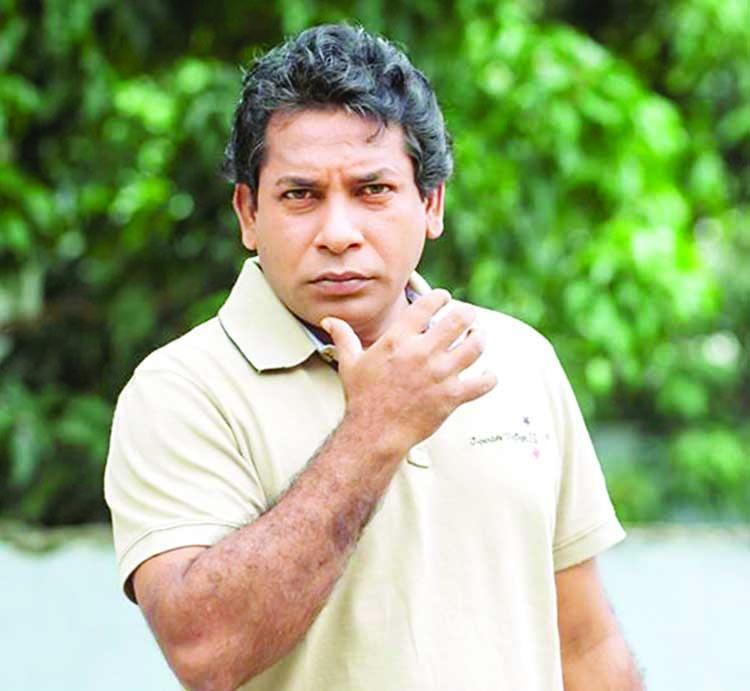 Mosharraf Karim starts shoot in secret!