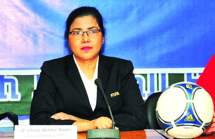 BFF takes proactive approach for women's football