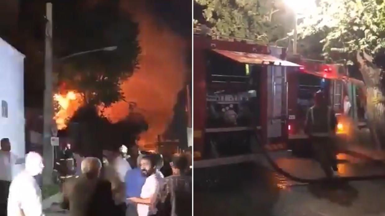 Powerful explosion kills 19 in Iran's clinic