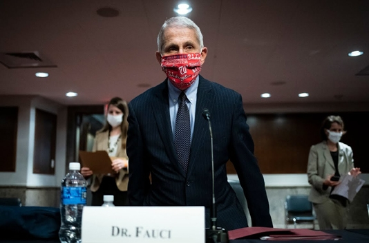 US could see 100,000 new coronavirus cases a day: Fauci