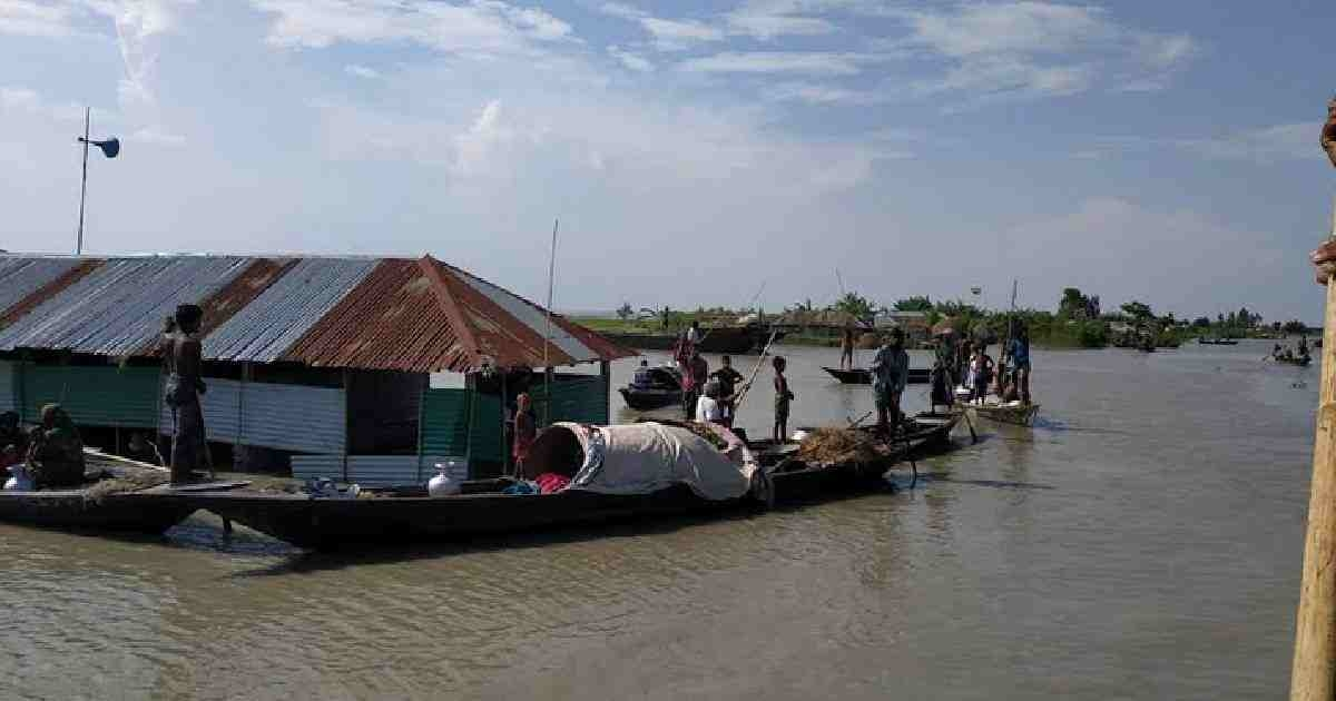 Kurigram flood situation unchanged