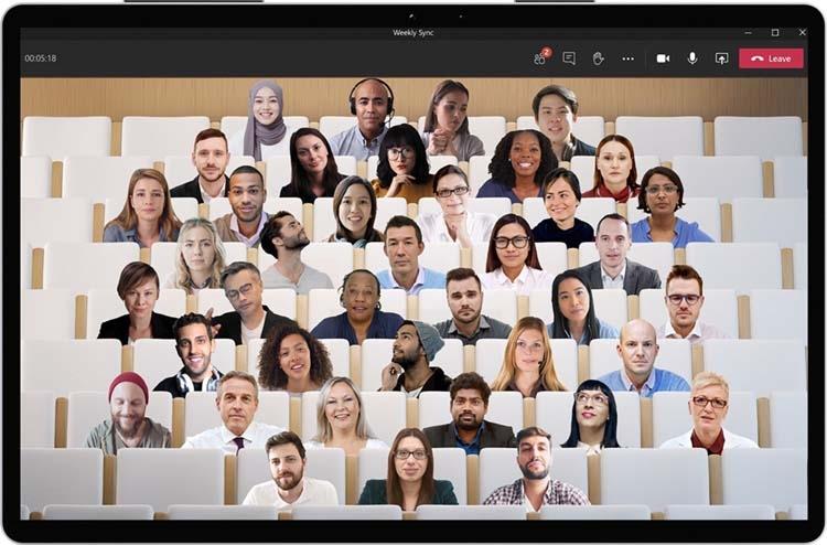Microsoft Teams' new feature will make virtual meetings seem real