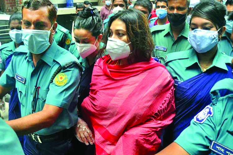 Covid certificate scam: HC denies bail to Dr Sabrina