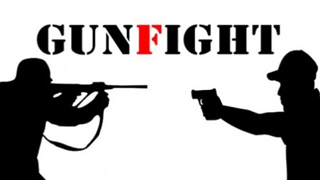 2 criminals killed in city gunfight