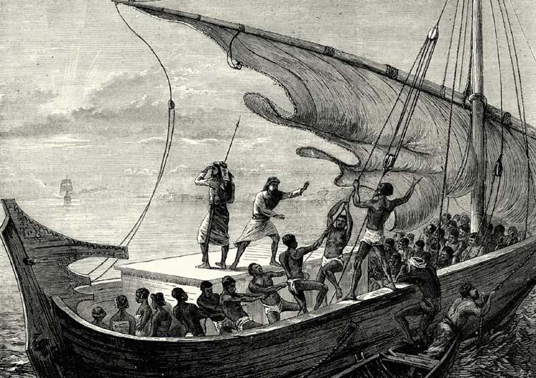America's original sin: 4 hundred years of slave trade