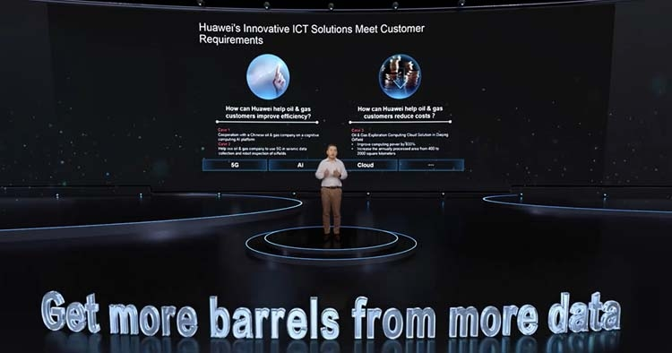 Digital Transformation prospects in energy with Huawei Technology