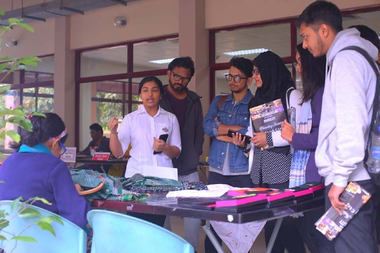 Faiza to represent BD in Student Innovator Awards 2020
