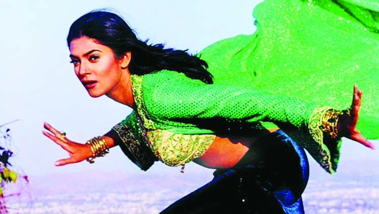 Sushmita had refused the song