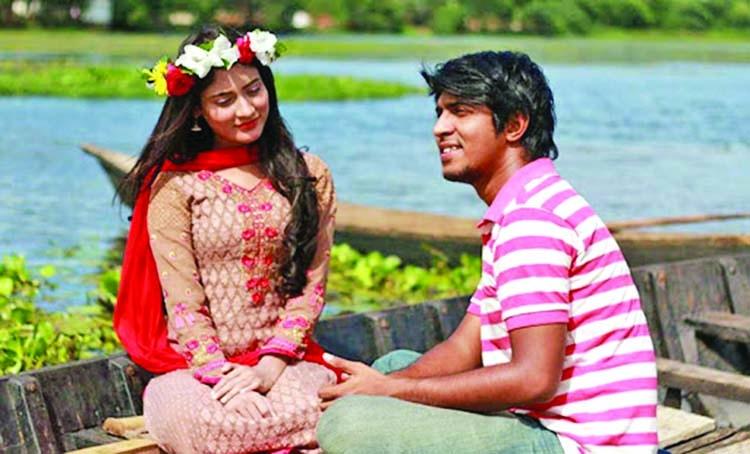 Mehjabin,Tawsif's love story 'Keno'