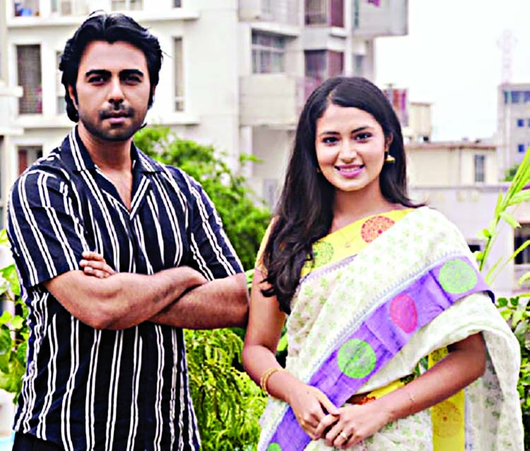 Apurba returns with Farin this time for Eid drama 'Janbena Konodin'