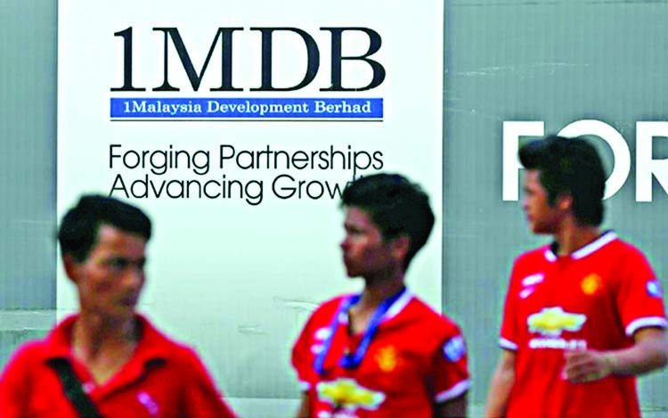 Goldman, Malaysia reach $3.9bn 1MDB settlement