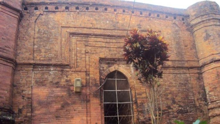 Kherua Masjid in Bogra