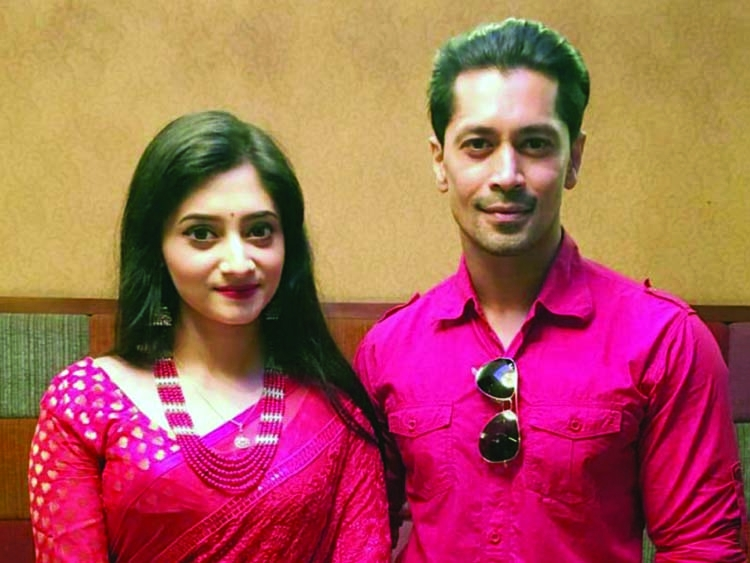 Dhallywood's new pair Sumon, Puja