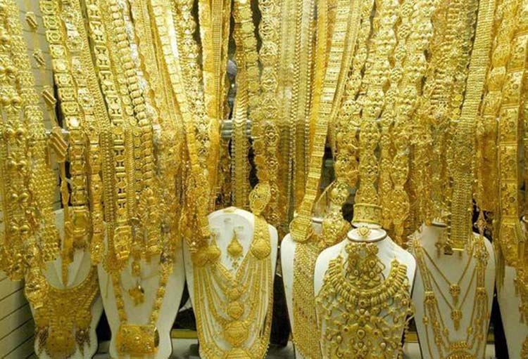 Gold prices at record high