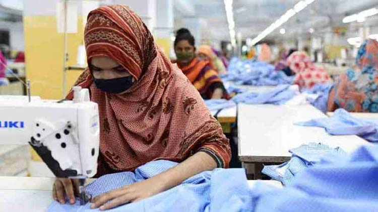 'RMG industry gets only 35pc production capacity booked'