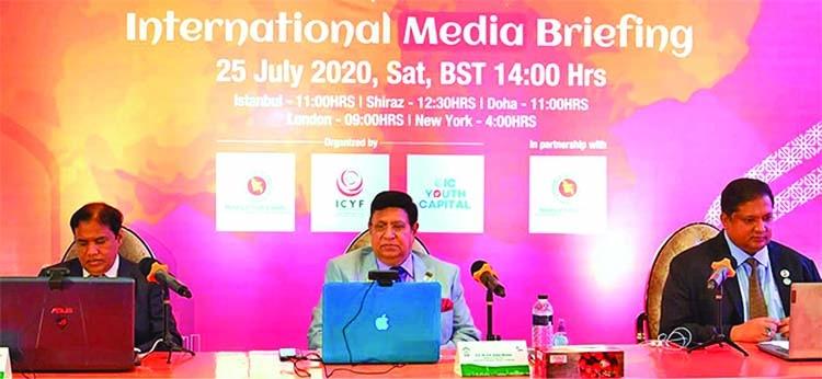 Dhaka to involve global youth