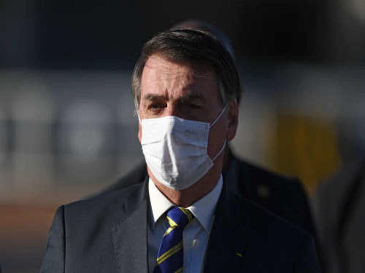 Bolsonaro says he is now Covid-19 free, credits hydroxychloroquine