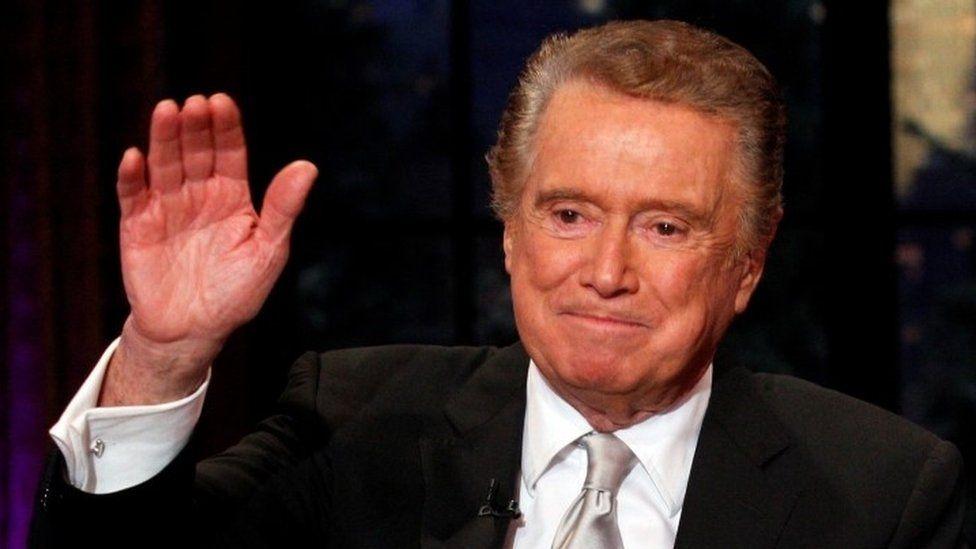 Iconic US TV host Regis Philbin dies at 88