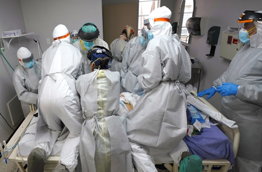 Number of global virus cases tops 16 million: AFP tally