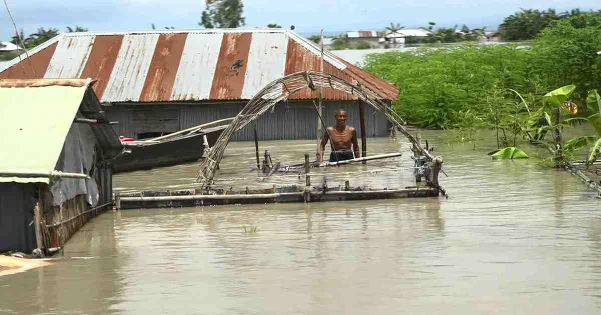 Food, work shortage hits Kurigram flood victims hard